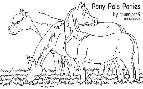 the saddle club coloring pages | Wiggins Weekly 3-2